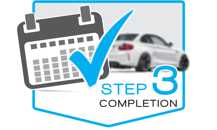 Step 3 - Sell Your Car