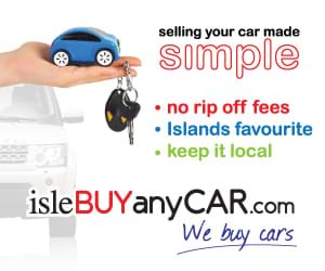isleBUYanyCAR.com, the isle of wight's favourite car buying service